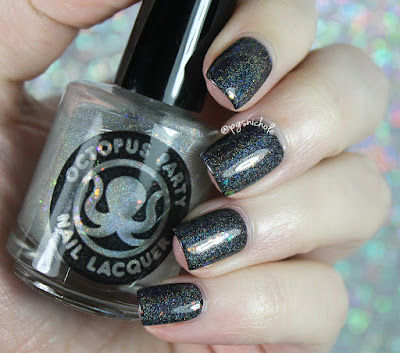 Octopus Party Nail Lacquer Prism Sentence
