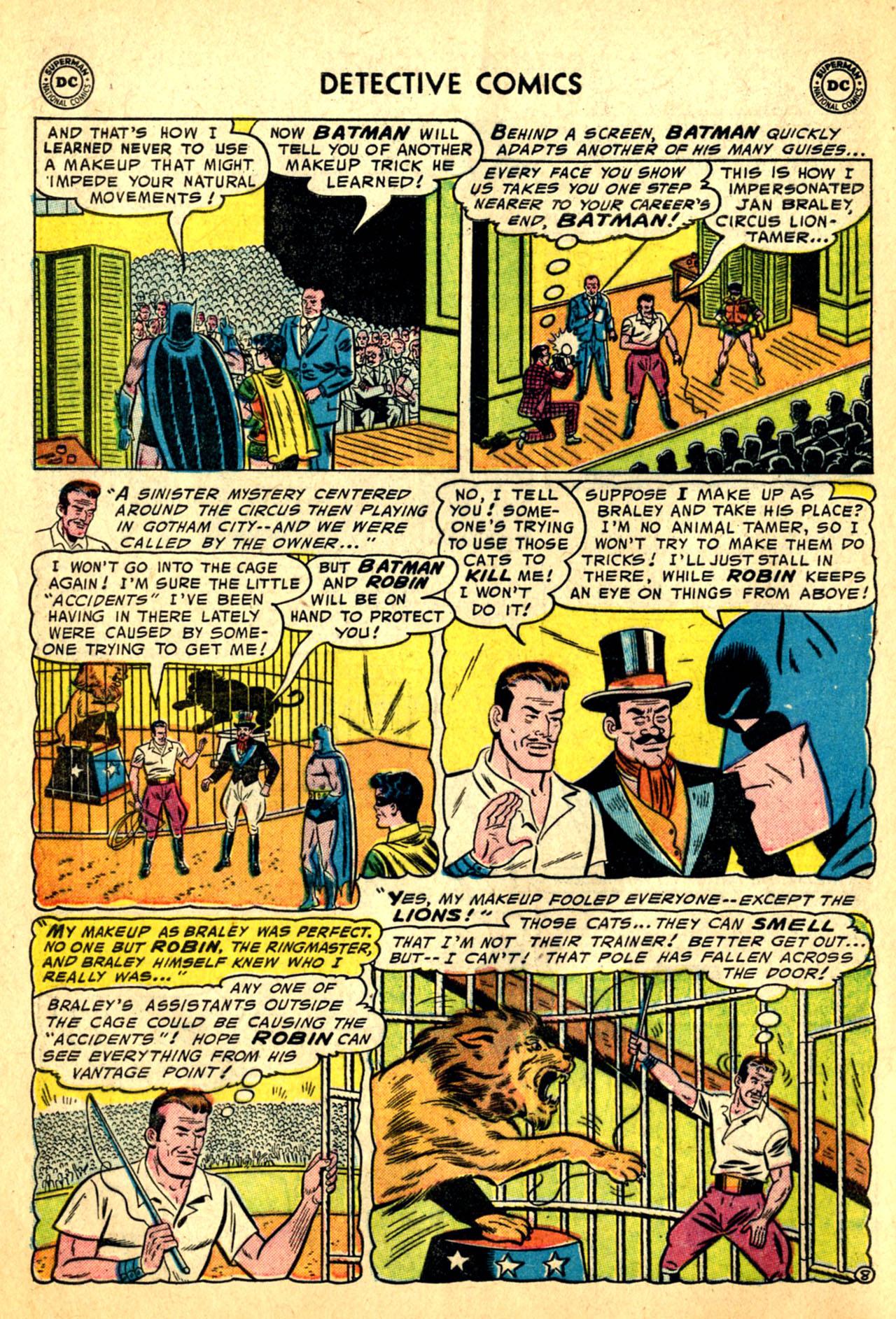 Read online Detective Comics (1937) comic -  Issue #227 - 10