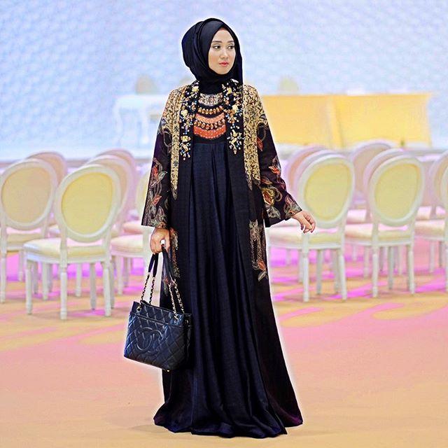 Trend Baju Muslim 2017 Dian Pelangi Brad Erva Doce Info