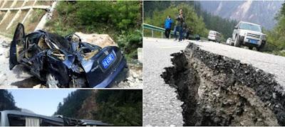 China Earthquake: Death Toll Rises to 20