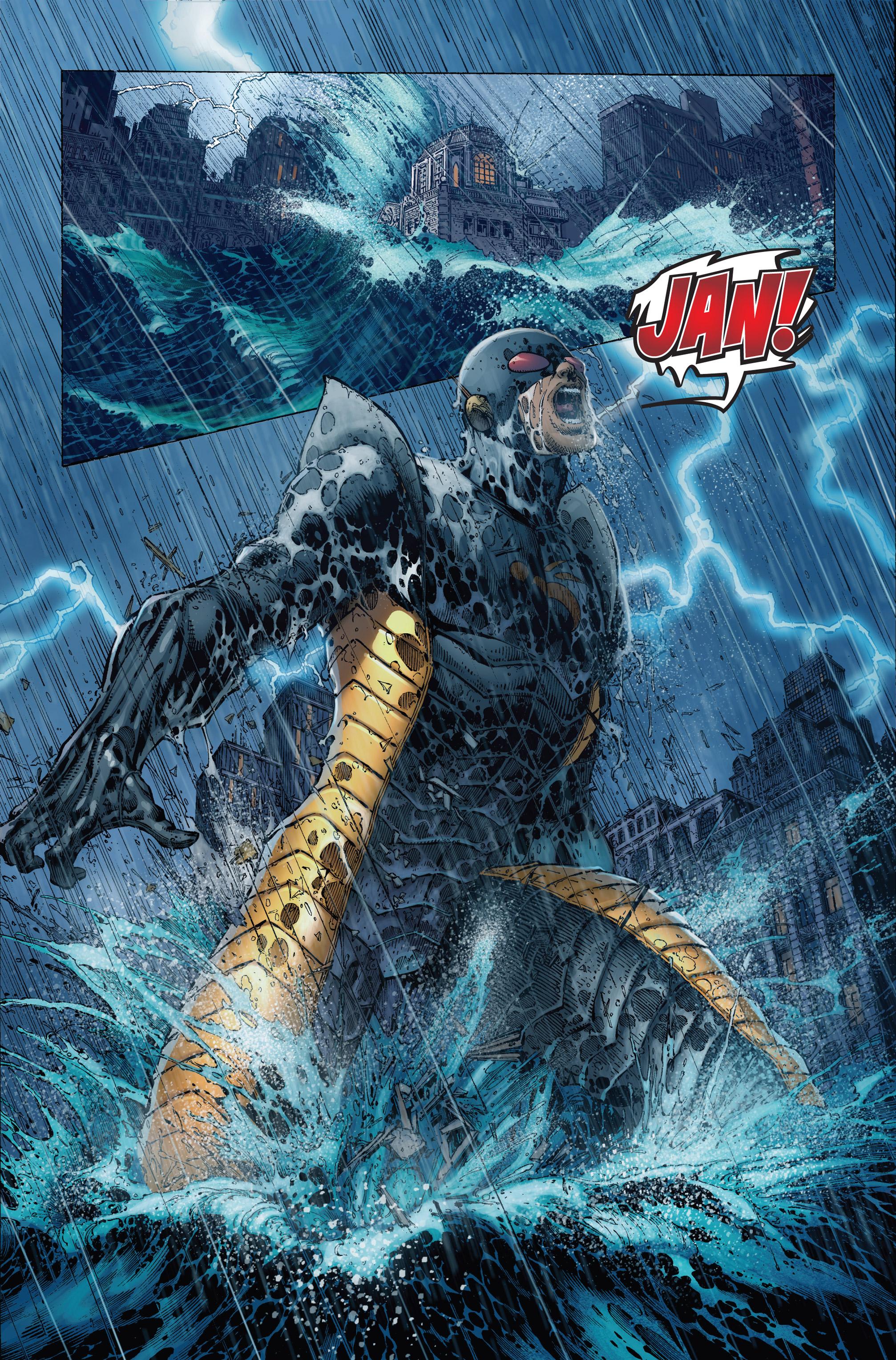 Read online Ultimatum comic -  Issue #1 - 10