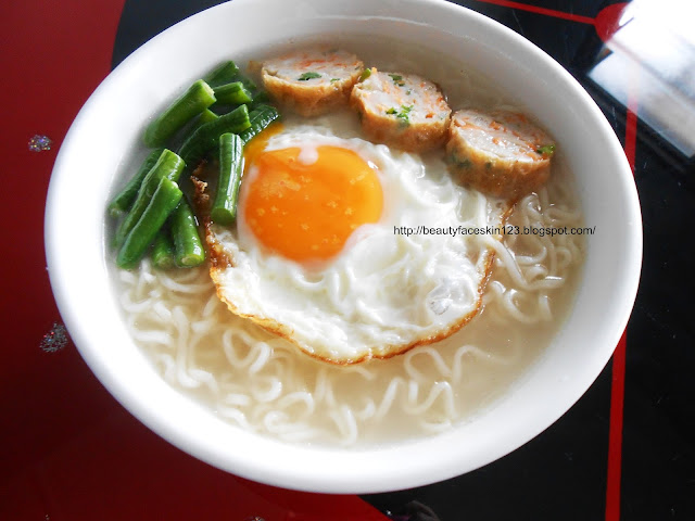 INSTANT NOODLES IN SOUTH EAST ASIA-Mamee vegetarian
