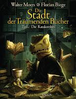 Graphic Novel Zamonien Fantasy Bestseller Neuerscheinung Leselust Bücherblog