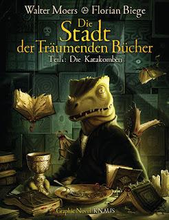 Graphic Novel Comic Florian Biege Rezension Leselust Bücherblog Bestseller