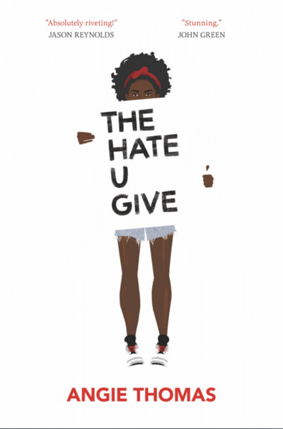 Cover of The Hate U Give by Angie Thomas