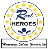 Real Heroes new logo