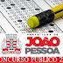 Concurso da Prefeitura de João Pessoa 2018