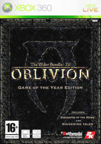 The Elder Scrolls IV: Oblivion – Game Of The Year Edition (LT 2.0/3.0) Xbox 360 Torrent