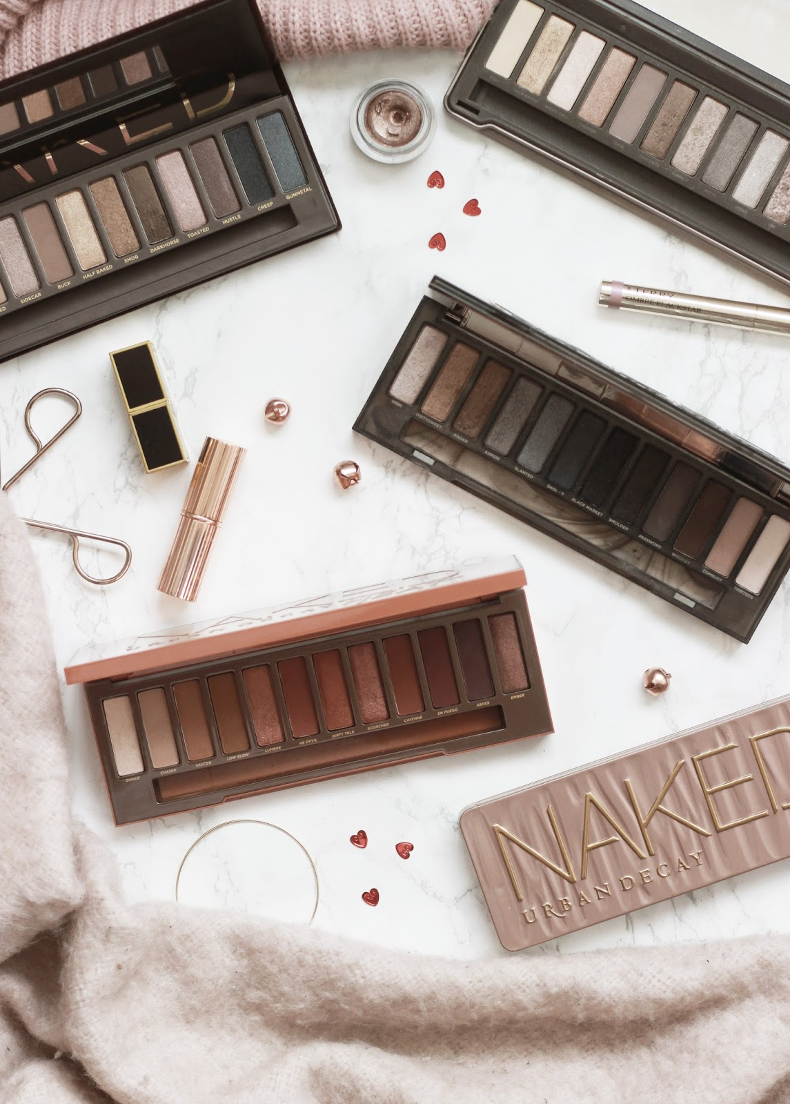 The Urban Decay Naked Palettes  Pint Sized Beauty-7640