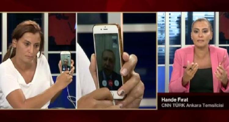صاحبة المكالمة الشهيرة تكشف كيف تمكنت من الاتصال بأردوغان دقائق بعد بداية الإنقلاب