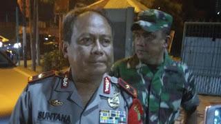 Polisi: Kerusuhan Dan Penjarahan Indomaret di Penjaringan Tak Berhubungan dengan Demo - Commando