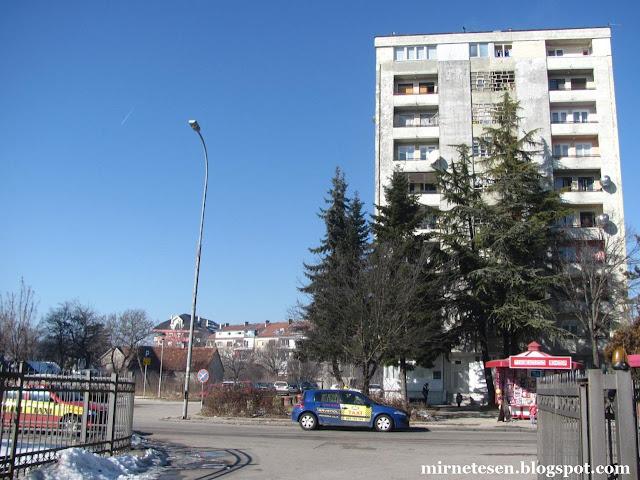 Из Мостара в Подгорицу на автобусе - Никшич, Черногория