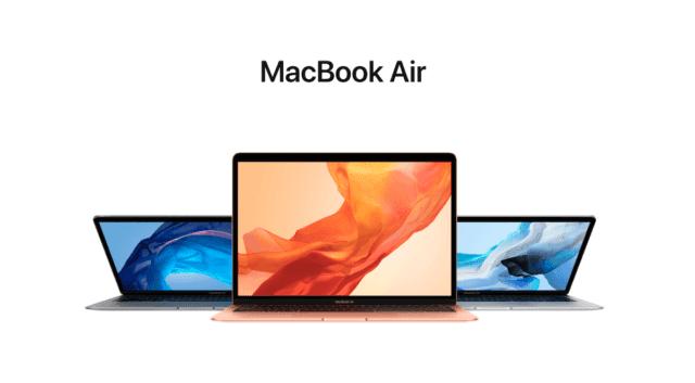 O MacBook Air 2019 possui 35% de SSD mais lento que o modelo 2018