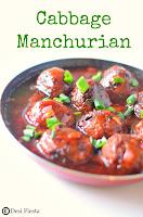Manchurain recipes