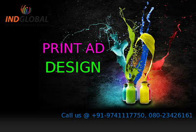 Best Print Ad Design company in Bangalore
