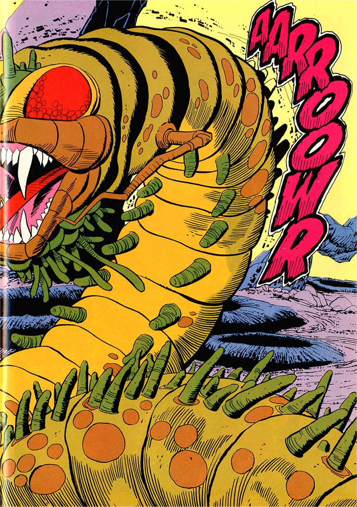 Read online Atari Force (1982) comic -  Issue #5 - 5