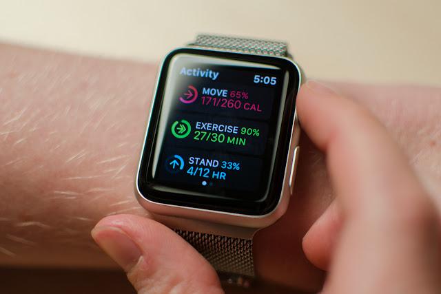 ساعة ذكية تعمل بنظام اندرويد