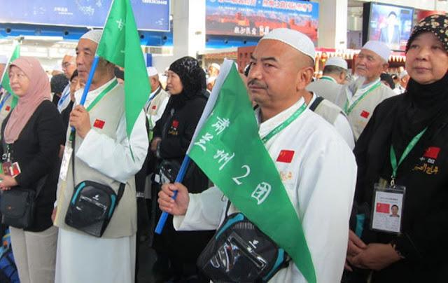 Awasi Pergerakan Muslim, Cina Tanam GPS di Kartu Pengenal Haji
