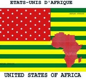 united states of africa flag
