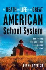 Cover of The Death and Life of the Great American School System