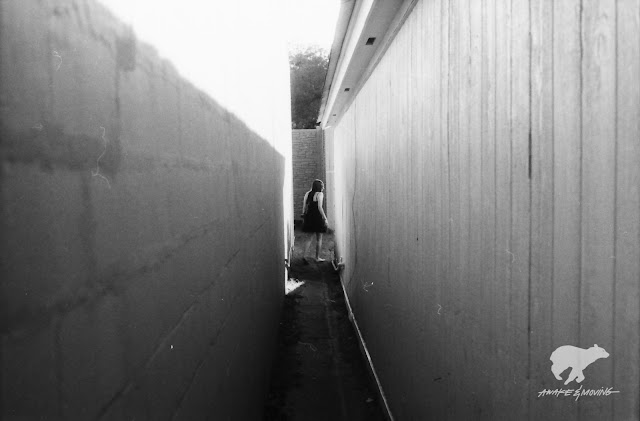 Lurking.