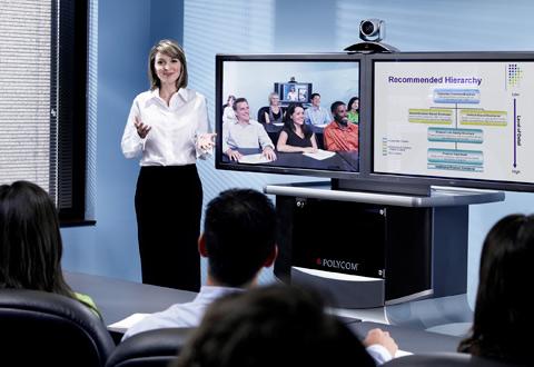 Hội nghị truyền hình phục vụ trong đào tạo trực tuyến