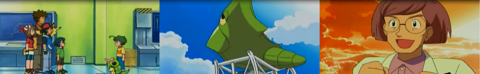 Pokemon Capitulo 49 Temporada 8 El Gran Dilema De Caterpie