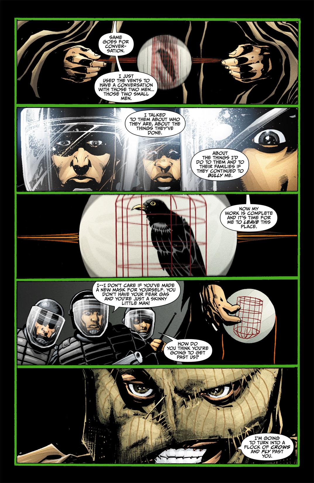 Detective Comics (1937) 835 Page 7