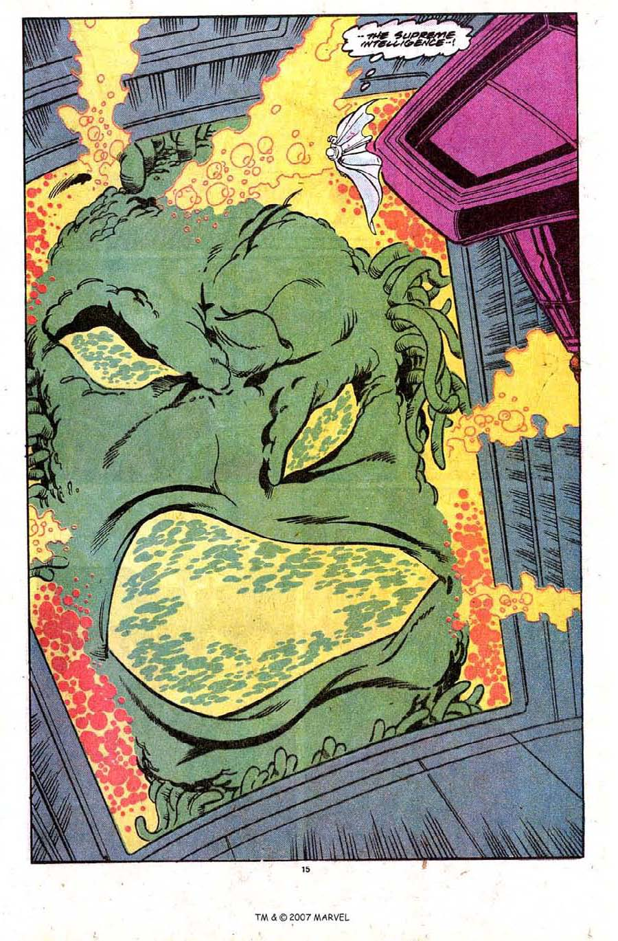 Read online Silver Surfer (1987) comic -  Issue #28 - 17