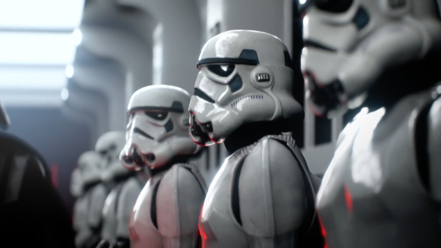 EA Reveals Star Wars Battlefront II Gameplay Trailer.