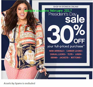 Ashley Stewart coupons february 2017