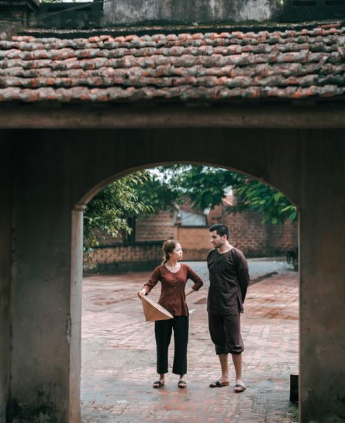 Đám cưới cô nhân viên người Việt lấy Sếp 4