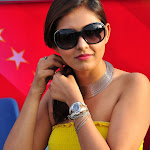 Madhu Shalini Telugu Actress @ CCL Final Match Photos