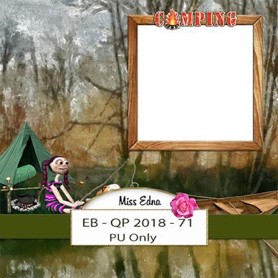 Zlata Goes Camping