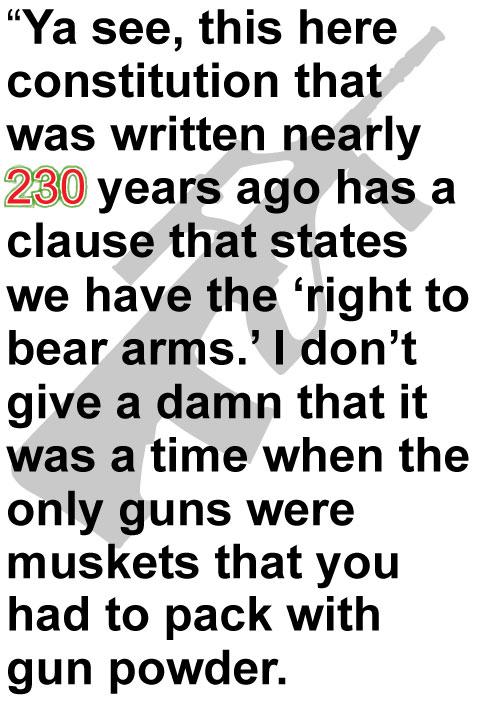 constitution guns