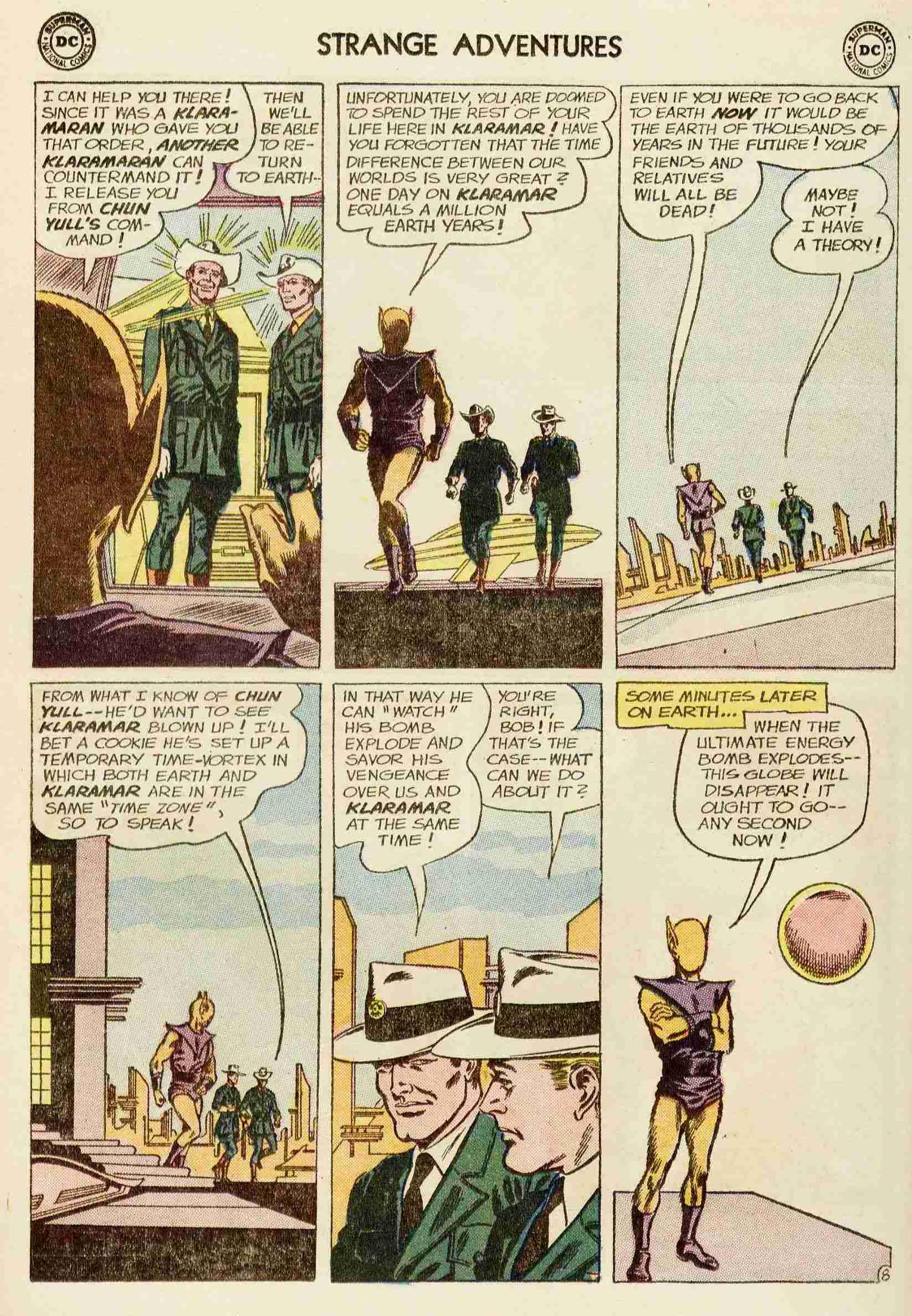 Strange Adventures (1950) issue 142 - Page 10