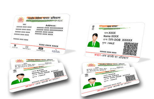 How To Download Lost Aadhar Card Without Aadhaar Number