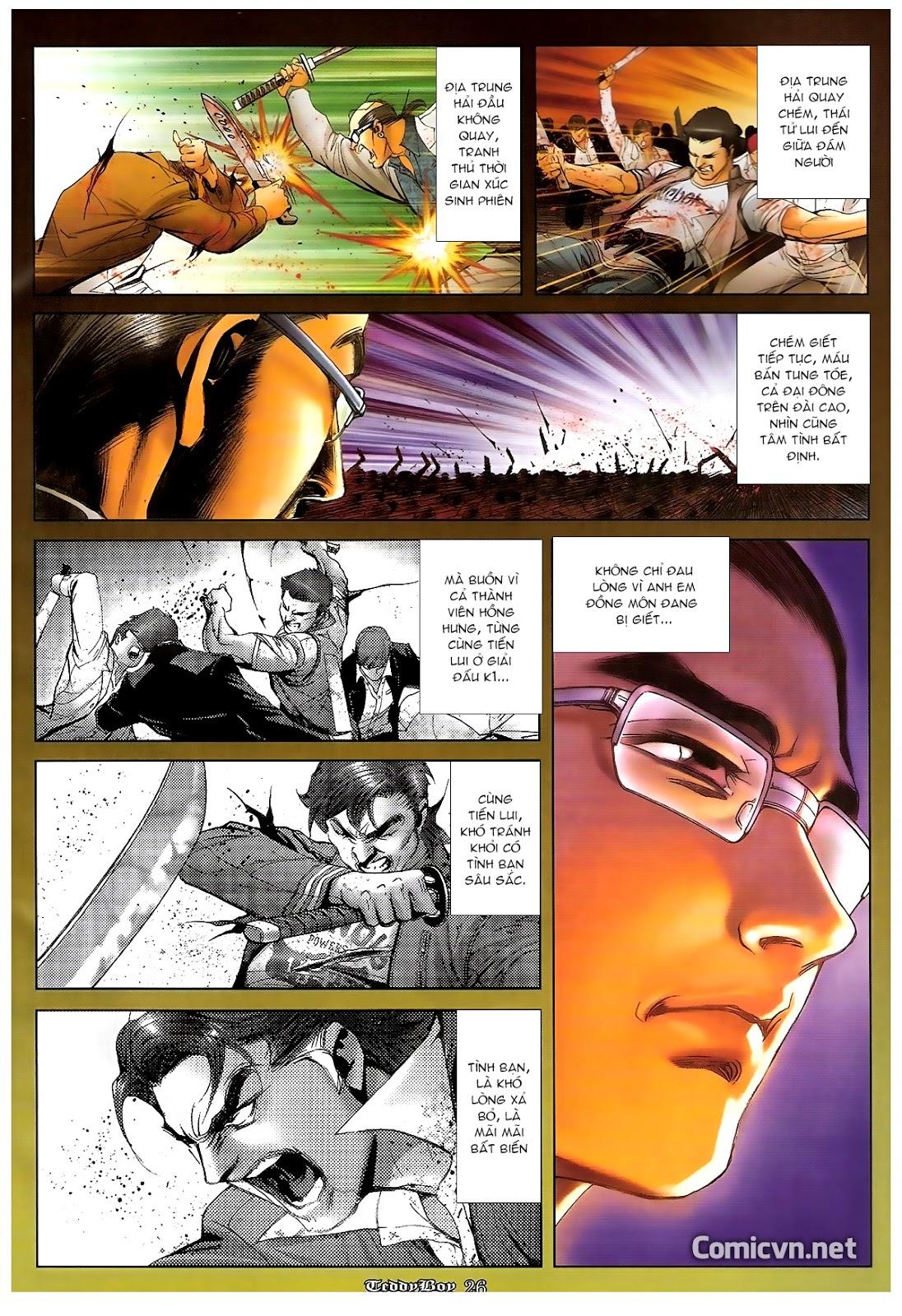 Người Trong Giang Hồ - Chapter 1227: Thái Tử Chung Cực Chiến - Pic 22