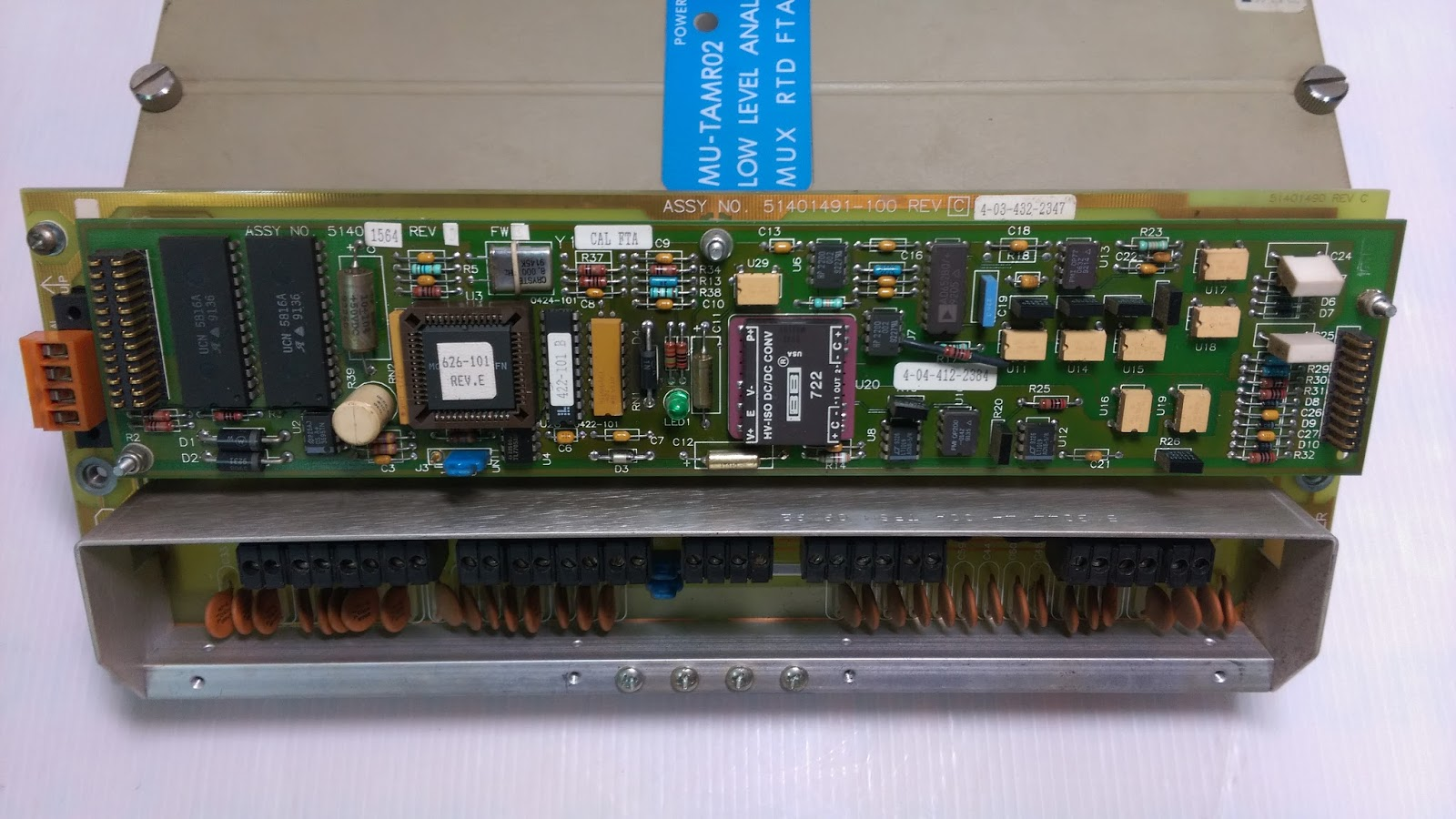 Honeywell TDC3000 Special Reports(2):MU-TAMR02 51304477-100/51304453-100/51304467-100/51304544-100/Iomega Z100SI/Cheetah ST373455LW/Seagate ...