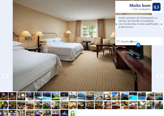 Anaheim Majestic Garden Hotel para ficar em Anaheim