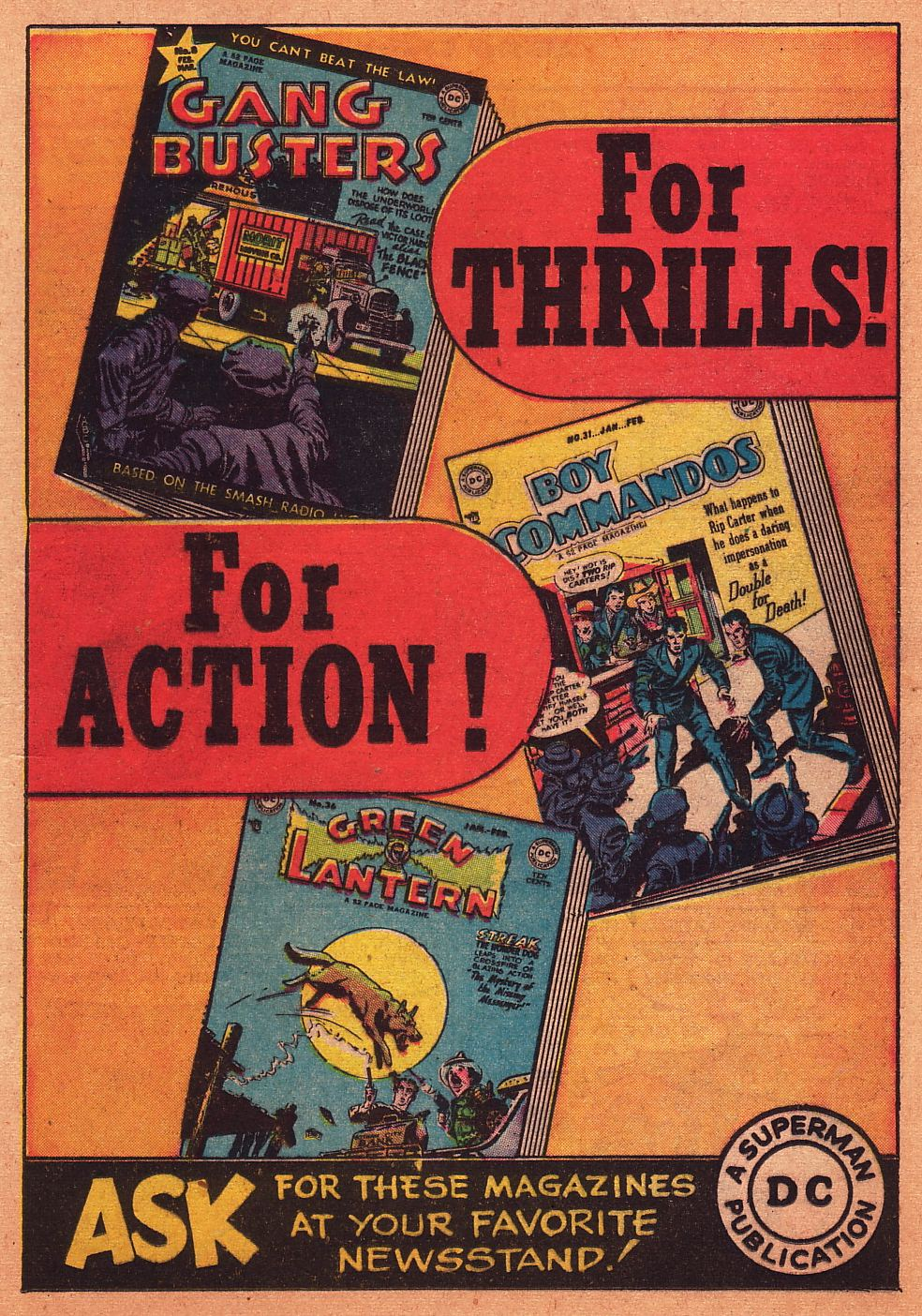 Read online All-Star Comics comic -  Issue #45 - 25