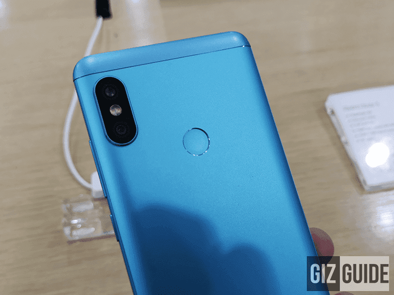 Xiaomi Redmi Note 5 sale - 5,782 hits as of writing