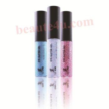 review lt pro eye glitter gel in rainbow pink my