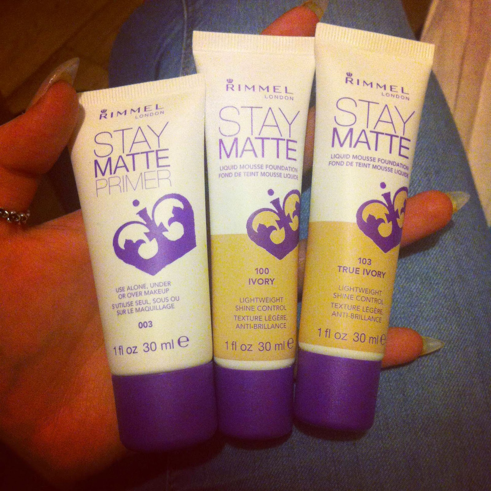 Makeupalley Rimmel Stay Matte Primer Saubhaya Makeup Foundation It Just Goes To Show You Don T Have Spend A Fortune On Products Achieve Great