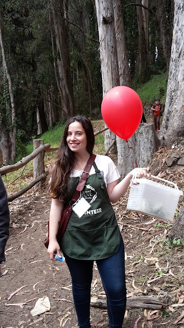 Volunteering at the Stern Grove Free Music Festival