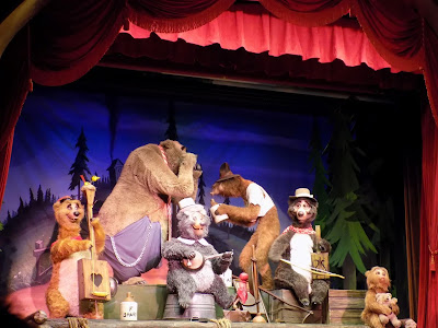 Country Bear's Show