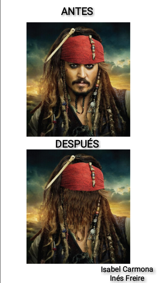 Entre letras y acordes.: Edición de imágenes con GIMP. (2/3).