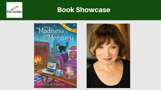 Book Showcase: The Madness of Mercury by Connie di Marco