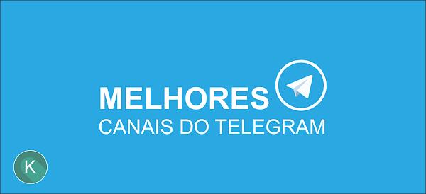 Melhores Canais do Telegram (Lista)