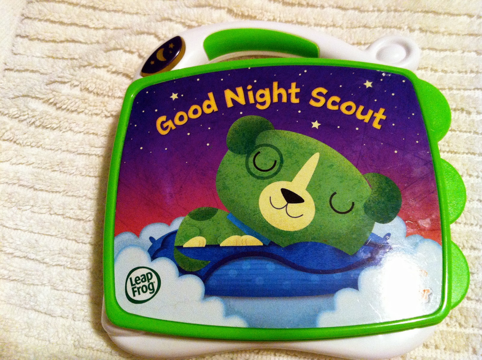 Target P Leapfrog My First Book Good Night Scout A 12228798